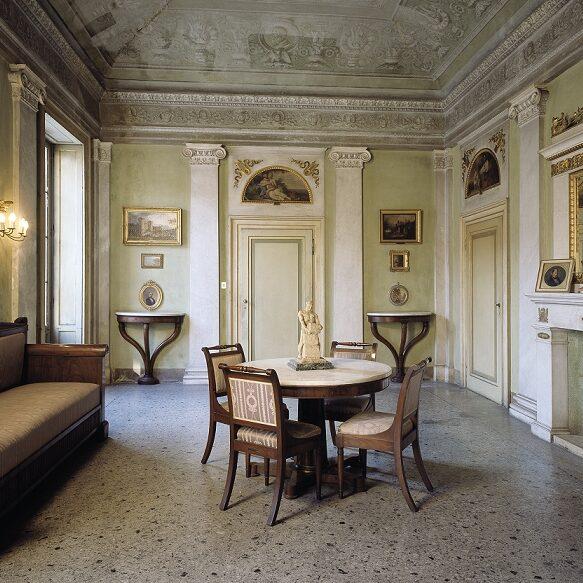 Palazzo Tosio, riapertura tra restauri e opere ospiti